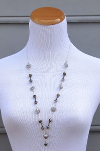 Sophisticated Lady Necklace