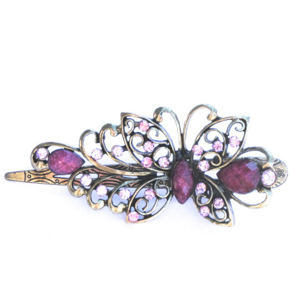 Butterfly Hairclip