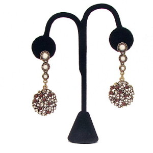Chocolate Delight Earrings