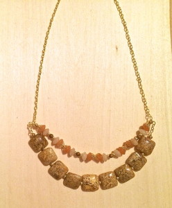 Colors of the Desert Necklace