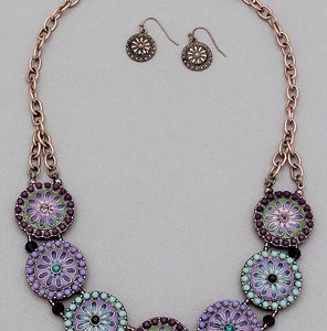 Will It Go Round In Circles in Copper Oxidized Purple