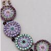 Will It Go Round In Circles in Copper Oxidized Purple (close up)