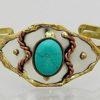 Stone Cold Bracelet Cuff