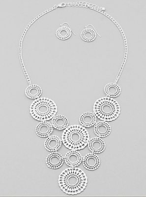 Tracery Necklace
