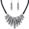 Southwest Splendor Necklace in Silver Tone