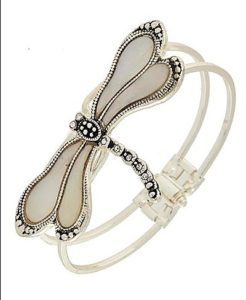 Dance With Dragonflies Bracelet