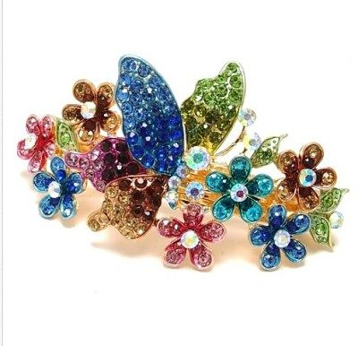 Color My World Hair Barrette