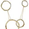 Kade Necklace in GoldTone
