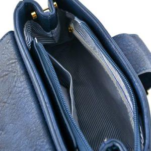 Mini Messenger Bag (interior)