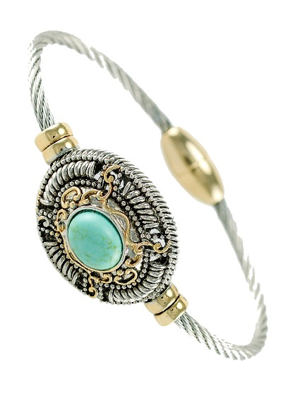 Cyan Bracelet