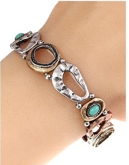 Sticks & Stones Bracelet